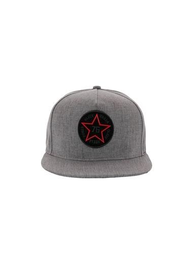 Laslusa Yıldız Çıkartma Hip Hop Snapback Şapka